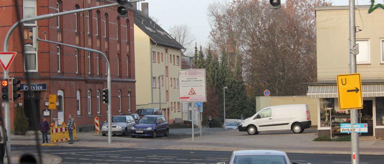 Wunstorfer Straße/Richard-Lattorf-Straße, November 2011