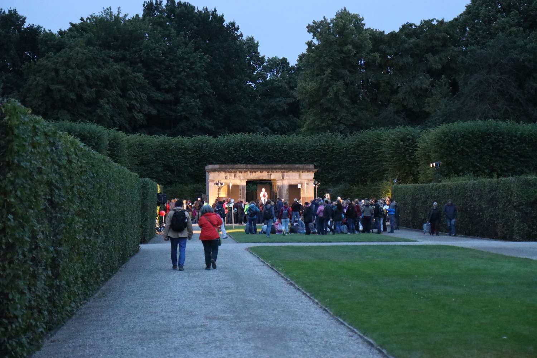 Kleines Fest im Großen Garten, Juli 2019