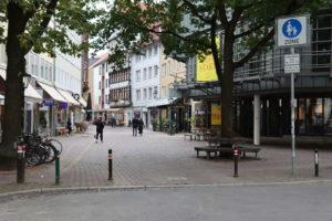 Knochenhauerstraße bei Ballhofstraße, 2019