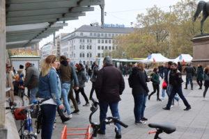 Ernst-August-Platz, 2019