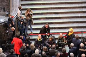 Fotografen, im Blick der Oberbürgermeister