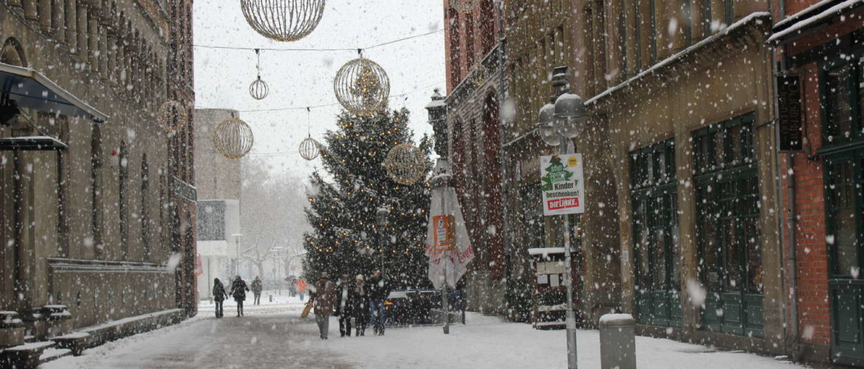 Köbelingerstraße, Hannover, Dezember 2012