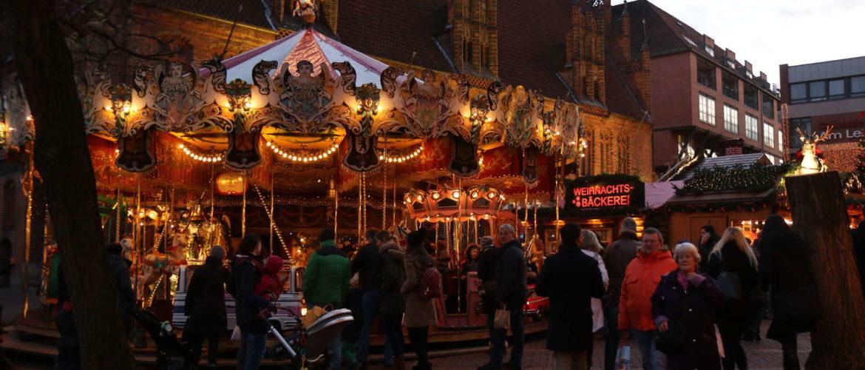 Weihnachtsmarkt, Am Markte, Hannover, 2017