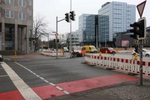 Fußgängerfurt, auf der der Unfall passiert ist (Archivfoto, März 2018)