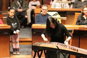 Asiatische Klänge im Hodlersaal