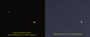 Bildvergleich: Canon EOS 550D vs. Google Pixel 4