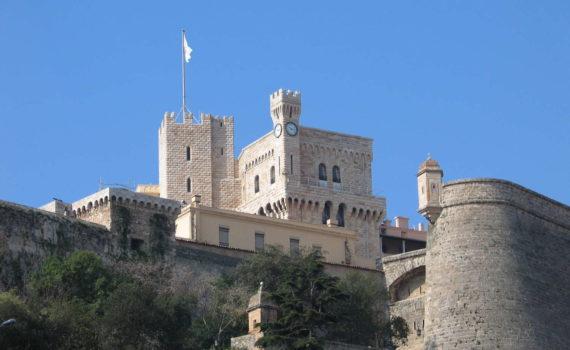 Fürstenpalast Monaco, Monaco, April 2006