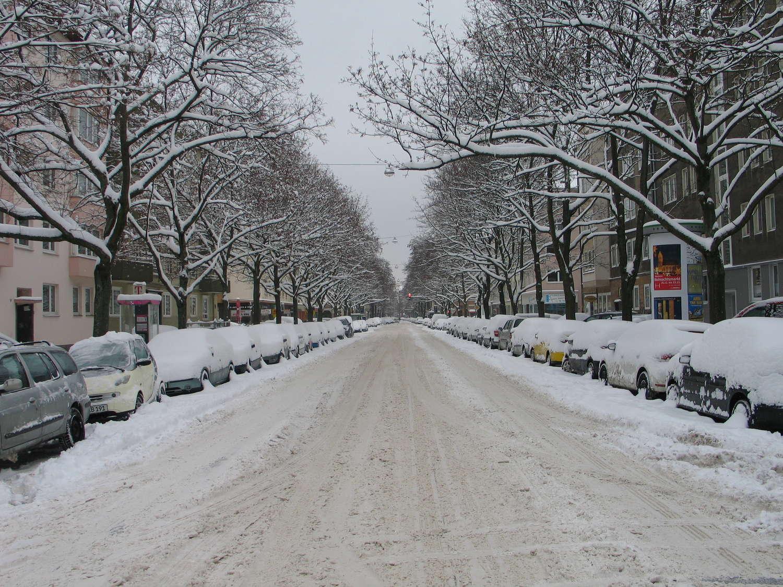 Jakobistraße, Hannover, Januar 2010