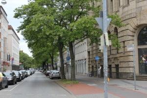 Marienstraße, Hannover, Mai 2015
