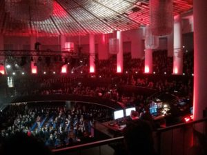Kuppelsaal, CeBIT-Eröffnung, Hannover, April 2016