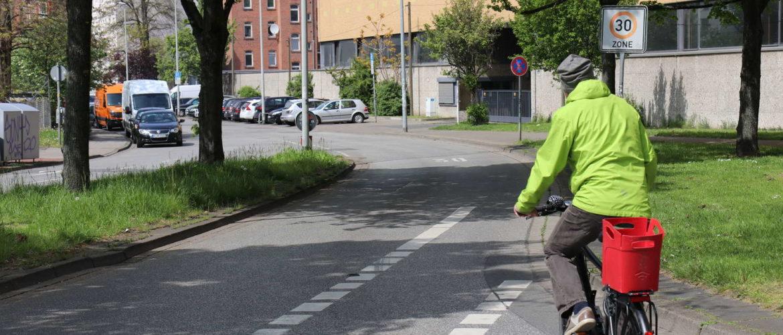 Elisenstraße, Linden-Nord, Hannover, Mai 2017