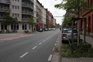 Kötnerholzweg, Hannover, Mai 2017