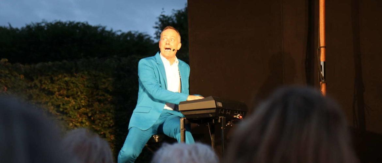 Johannes Kirchberg: Testsieger oder - was tut man alles nicht..., Kleines Fest im Großen Garten, Hannover, 2019