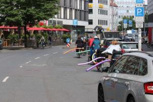 Schmiedestraße: ...und bleiben es auch
