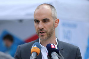 Oberbürgermeister Onay im Interview zum Thema Veloroutennetz