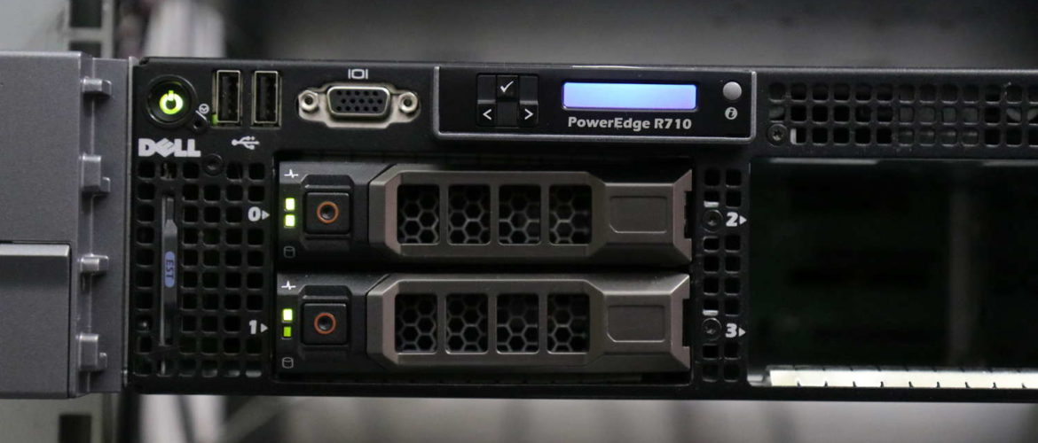 Server, perhaps connected with IPv6